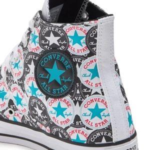 Converse All Star Print Sneaker